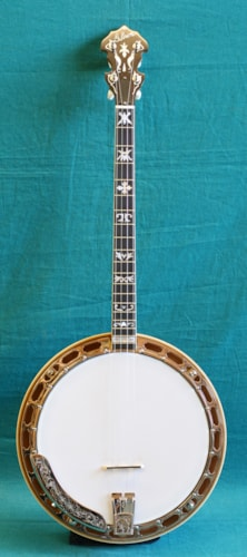 ~2009 Gibson TB-4 Tenor Banjo Reproduction