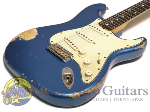 2007 Fender Custom Shop Limited Edition '62 Heavy Relic Stratocaster'