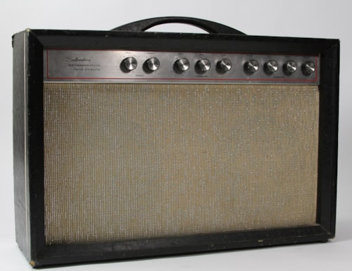 1961 Silvertone 1474 Twin Twelve Reverberation Combo