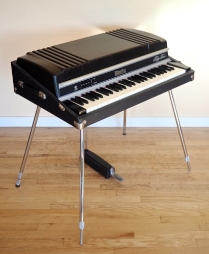 1970 Rhodes Stage 54 Mk II Vintage Electric Piano Tuned & Voiced w/ Legs