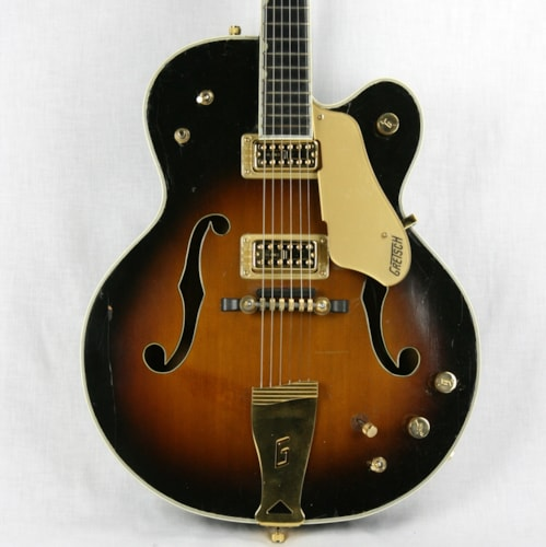 ~1964 Gretsch Country Club 6192 Project