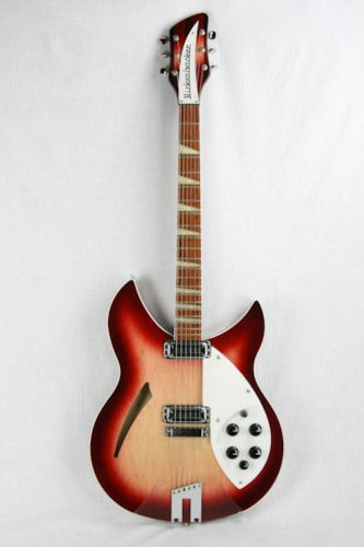 1999 Rickenbacker 360v64 6-string Guitar! Fireglo, Toasters, George Harrison!
