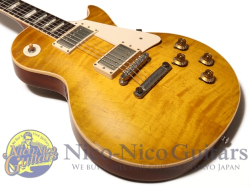 """2012 Gibson Custom Shop Collectors Choice #2 1959 """"Goldie"""""""