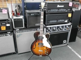 1964 Kay Vintage Upbeat Archtop