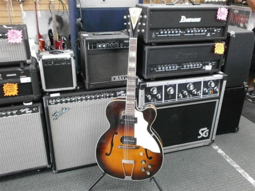 ~1964 Kay Vintage Upbeat Archtop