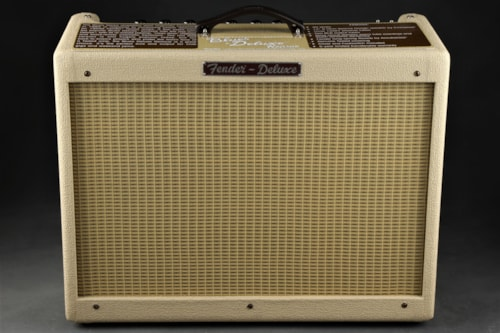 "Fender® Blues Deluxe ""Cream Wheat"" Limited Edition - 1x12"