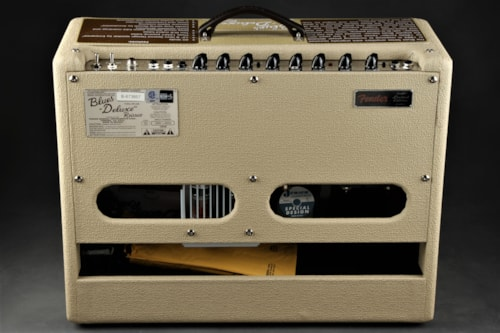 "Fender Blues Deluxe ""Cream Wheat"" Limited Edition - 1x12"