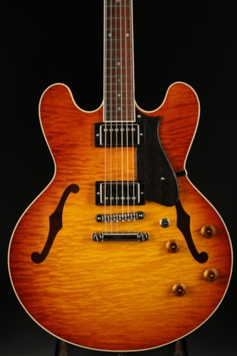 Heritage H-535 - Dark Almond Sunburst