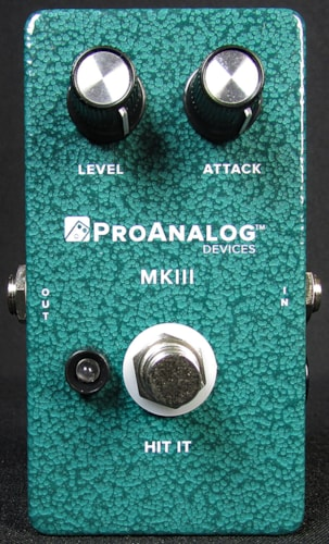 2016 ProAnalog Devices Mk III Limited Edition Custom Shop MKIII Mullard OC84's