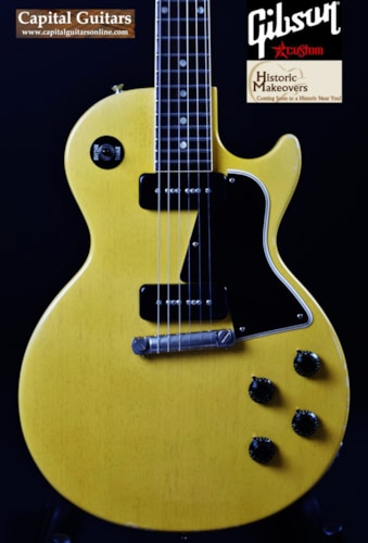 2016 Gibson / Historic Makeovers 60 LP Special Brazilian