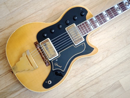 1957 National Glenwood Deluxe 1105 Vintage Guitar Valco, Town & Country