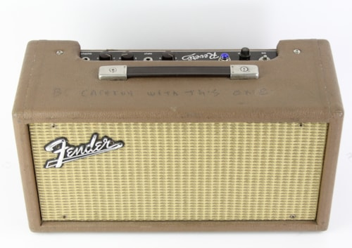 1964 Fender 6G15 Reverb Unit