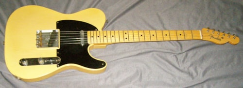 2012 Fender® Custom Shop LIGHT WEIGHT '51 Nocaster Relic® (NOT your average model)