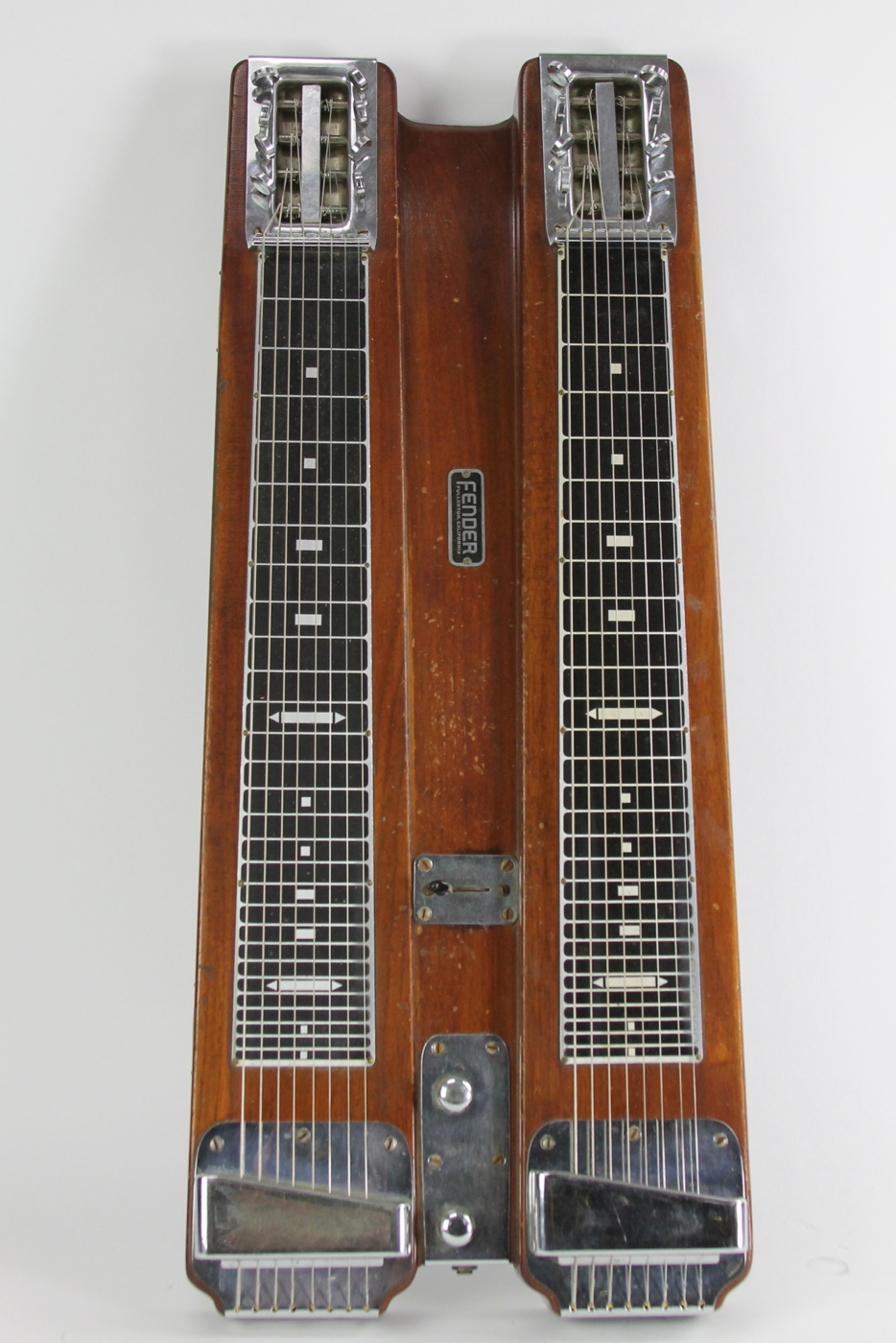1951 Fender Dual 8 Professional Double Neck Lap Steel
