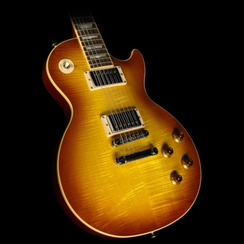 Gibson Used Gibson Les Paul Standard Plus Electric Guitar Iced Tea