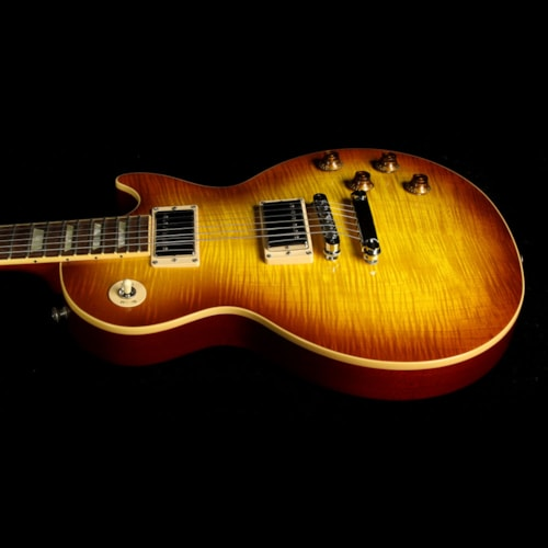 Gibson Used 2008 Gibson Les Paul Standard Plus Electric Guitar Iced Tea