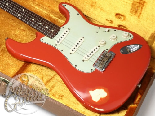 2007 Fender® Custom Shop Masterbuilt '60 Stratocaster® Relic® by Mark Kendrick