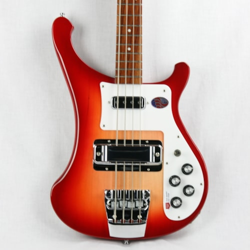 2016 Rickenbacker 4003s Fireglo! Dot Inlays, Paul McCartney Beatles! 4000 4001