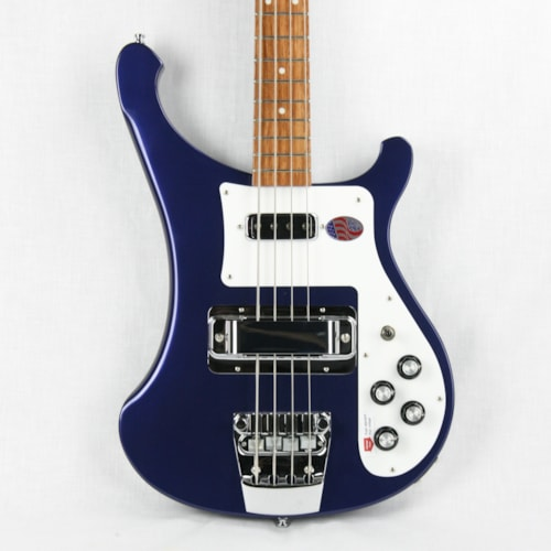 2016 Rickenbacker 4003s Midnight Blue! Dot Inlays! 4000 4001 4003 S