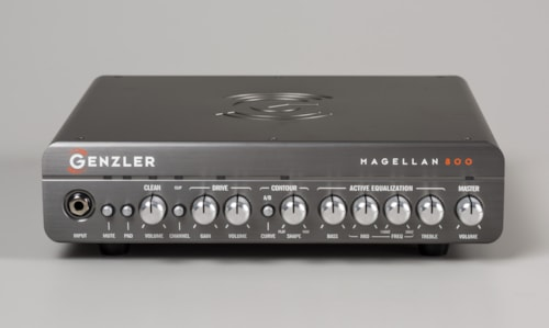 2016 Genzler Amplification Magellan 800
