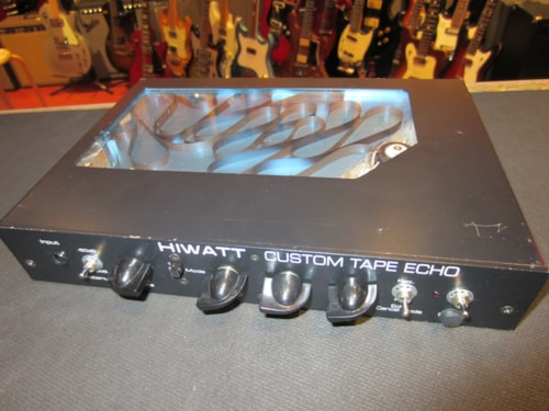 ~1999 Hiwatt Custom Tape Echo