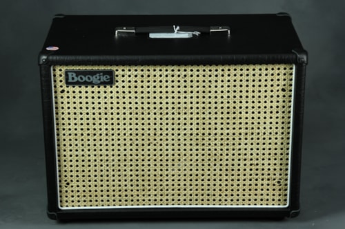 Mesa Boogie 1X12 Widebody Closed Back - Cabinet Wicker Grill/Boogie Bad