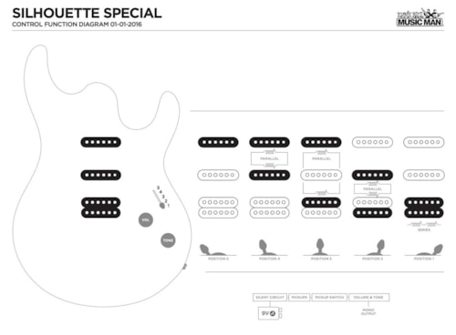 silhouette special wiring diagram