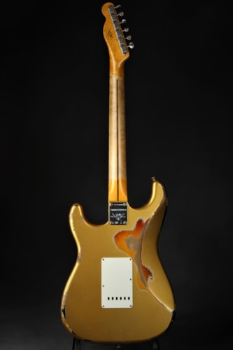 Fender® Custom Shop LTD Heavy Relic® Mischief Maker - Aged Aztec Gold