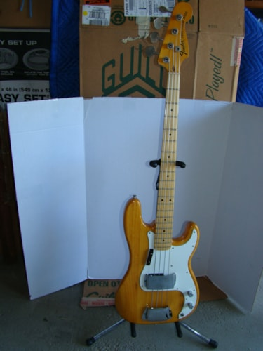1973 Fender® Precision Bass®, A Keeper!