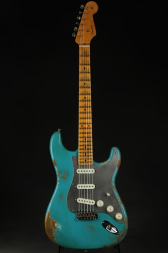 Fender® Custom Shop Limited Edition Heavy Relic® El Diablo Strat® - Fa