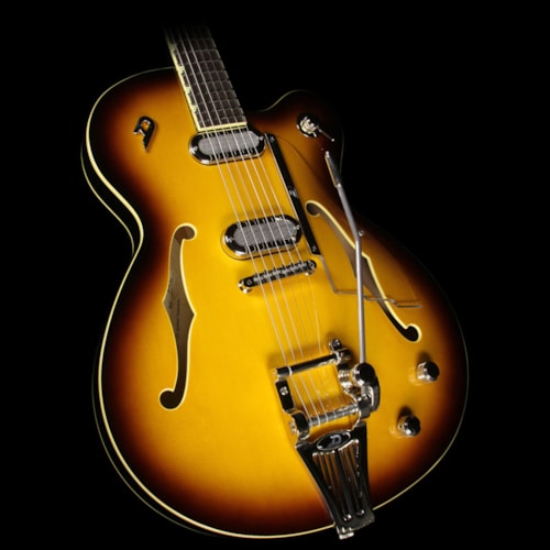 Duesenberg Gran Majesto Electric Guitar Vintage Sunburst