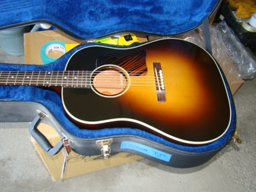 2008 Gibson J-35, 1939 Reissue, Fuller Guitar Shop