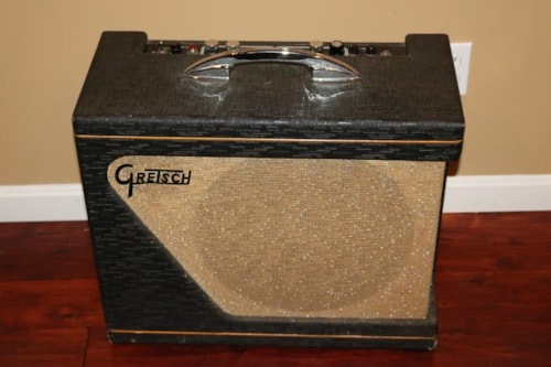 1960 Gretsch® Valco  Executive Model  6163 Tube amplifier