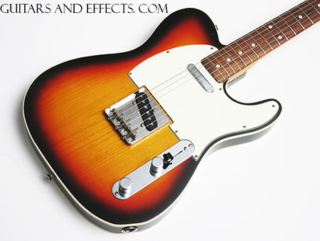 2002 Fender® Fender® 1962 Reissue Telecaster® Custom Crafted In Japan Made MIJ CIJ 62