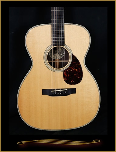 Collings OM2H with 1 3/4