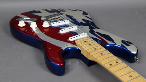 1994 Fender® 40th Anniversary Anodized Aluminum Stratocaster®