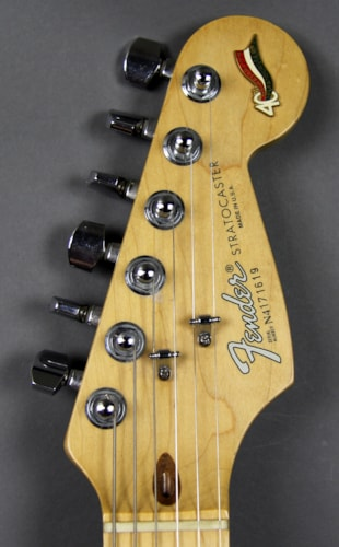 1994 Fender 40th Anniversary Anodized Aluminum Stratocaster