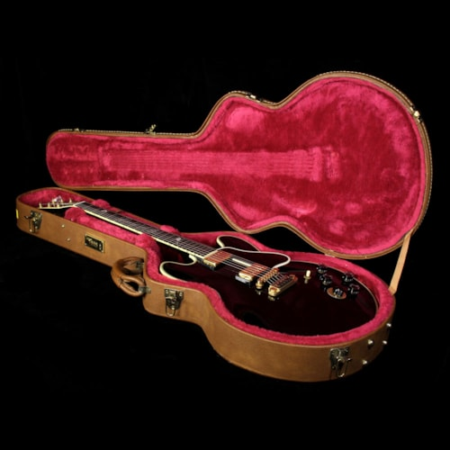 2000 Gibson Used 2000 Gibson Memphis Lucille B.B. King Signature Semi-Hollowbody Electric Guitar Ebony