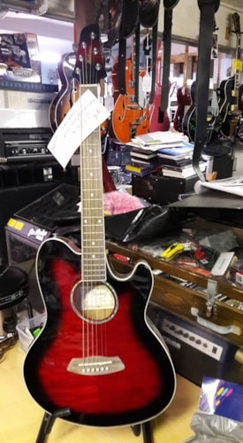 2014 Ibanez Talman acoustic electric from Fortmadisonguitars.com