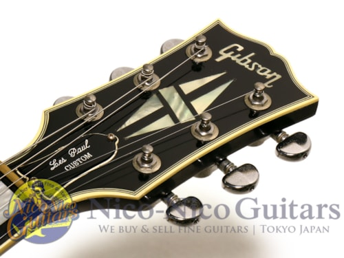 2006 Gibson Custom Shop John Sykes Les Paul Custom VOS