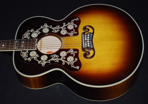 Gibson Bob Dylan SJ-200 Player's Edition Acoustic Guitar - UNPLAYED