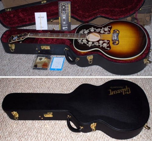 2016 Gibson Bob Dylan SJ-200 Player's Edition Acoustic Guitar - UNPLAYED