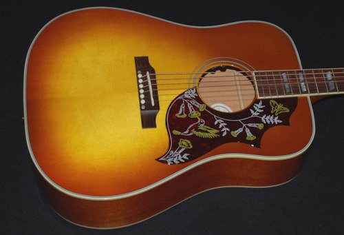 2016 Gibson Hummingbird Acoustic Guitar - UNPLAYED!