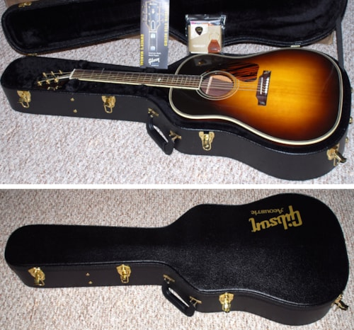 2016 Gibson J-45 Custom Acoustic Guitar - UNPLAYED