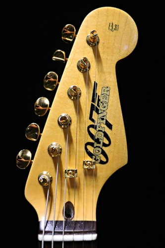 2016 Goldfinger Gold Leaf Strat