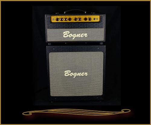 Bogner Duende Head and 1x12 Cabinet