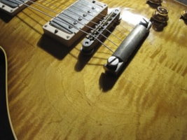 1959 Tom Bartlett Guitars  Les Paul Replica