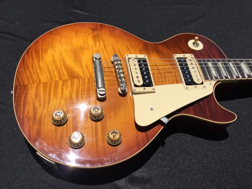 MCI Custom Shop 1959 Les Paul Burst