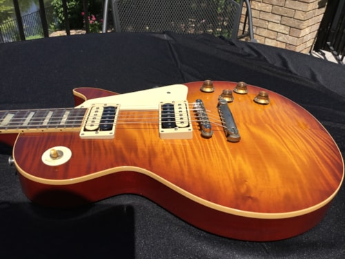2009 MCI Custom Shop 1959 Les Paul Burst