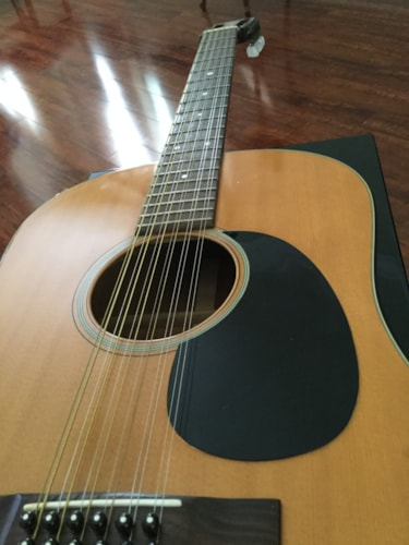 1971 Martin D12-20 12 String Dreadnought Acoustic Guitar